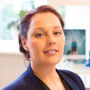 Skin expert Vivian Albers