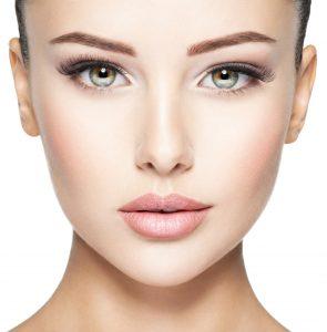 V-shape V- vorm gezicht botox en fillers