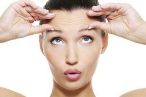 botox behandeling voorhoofdrimpels