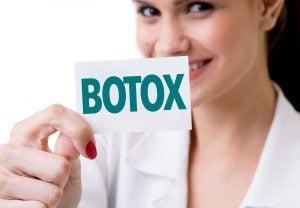 botox tegen rimpels