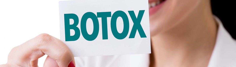 Allergie voor botox