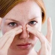Pijn na neuscorrectie