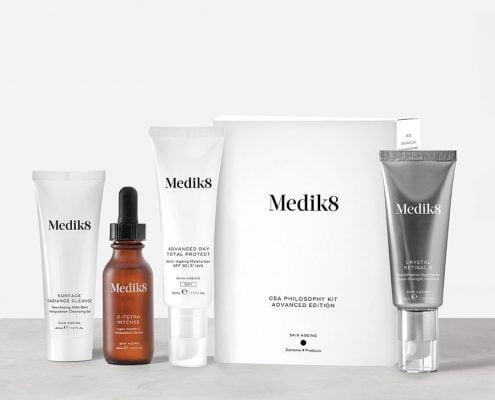alle crèmes van het merk Medik8